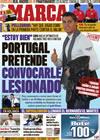 Portada diario Marca del 6 de Noviembre de 2009