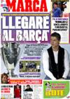 Portada diario Marca del 13 de Noviembre de 2009