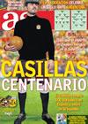 Portada diario AS del 14 de Noviembre de 2009