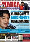 Portada diario Marca del 14 de Noviembre de 2009