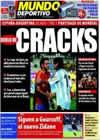 Portada Mundo Deportivo del 14 de Noviembre de 2009