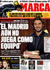 Portada diario Marca del 17 de Noviembre de 2009