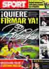 Portada diario Sport del 17 de Noviembre de 2009