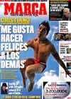 Portada diario Marca del 18 de Noviembre de 2009