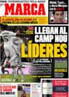 Portada diario Marca del 22 de Noviembre de 2009