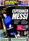 Portada Mundo Deportivo del 23 de Noviembre de 2009