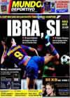 Portada Mundo Deportivo del 24 de Noviembre de 2009