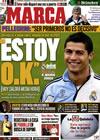 Portada diario Marca del 25 de Noviembre de 2009
