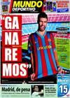 Portada Mundo Deportivo del 26 de Noviembre de 2009