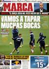 Portada diario Marca del 27 de Noviembre de 2009