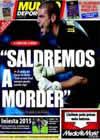 Portada Mundo Deportivo del 27 de Noviembre de 2009