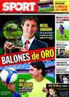 Portada diario Sport del 1 de Diciembre de 2009