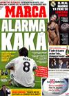 Portada diario Marca del 2 de Diciembre de 2009
