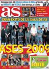 Portada diario AS del 4 de Diciembre de 2009