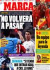 Portada diario Marca del 7 de Diciembre de 2009