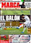 Portada diario Marca del 9 de Diciembre de 2009