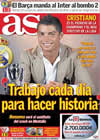 Portada diario AS del 10 de Diciembre de 2009