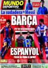 Portada Mundo Deportivo del 12 de Diciembre de 2009