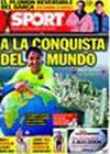 Portada diario Sport del 16 de Diciembre de 2009