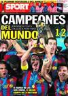 Portada diario Sport del 20 de Diciembre de 2009