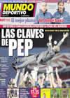 Portada Mundo Deportivo del 21 de Diciembre de 2009
