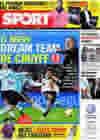 Portada diario Sport del 23 de Diciembre de 2009