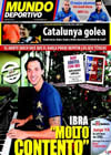 Portada Mundo Deportivo del 23 de Diciembre de 2009