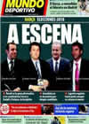 Portada Mundo Deportivo del 27 de Diciembre de 2009