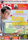 Portada diario AS del 28 de Diciembre de 2009