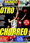 Portada Mundo Deportivo del 28 de Diciembre de 2009