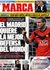 Portada diario Marca del 29 de Diciembre de 2009
