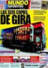 Portada Mundo Deportivo del 30 de Diciembre de 2009