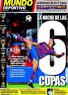 Portada Mundo Deportivo del 2 de Enero de 2010