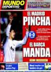 Portada Mundo Deportivo del 4 de Enero de 2010