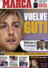 Portada diario Marca del 5 de Enero de 2010