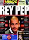 Portada Mundo Deportivo del 5 de Enero de 2010