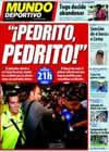 Portada Mundo Deportivo del 10 de Enero de 2010