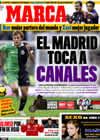 Portada diario Marca del 12 de Enero de 2010