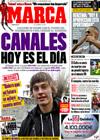 Portada diario Marca del 13 de Enero de 2010