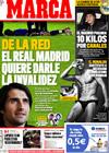 Portada diario Marca del 14 de Enero de 2010