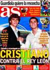 Portada diario AS del 16 de Enero de 2010