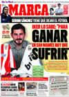 Portada diario Marca del 16 de Enero de 2010