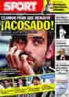 Portada diario Sport del 20 de Enero de 2010
