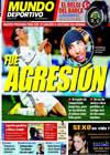 Portada Mundo Deportivo del 26 de Enero de 2010