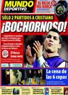 Portada Mundo Deportivo del 27 de Enero de 2010