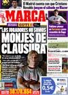 Portada diario Marca del 28 de Enero de 2010