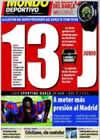 Portada Mundo Deportivo del 30 de Enero de 2010
