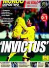 Portada Mundo Deportivo del 31 de Enero de 2010
