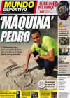 Portada Mundo Deportivo del 1 de Febrero de 2010