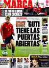 Portada diario Marca del 2 de Febrero de 2010